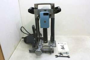 Makita 7100 Chain Mortiser Blue Japanese Issue used 20190520