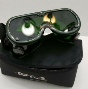 Opt Glendale Newport Laser Safety Goggles Lga W side Eye Protection W case L2012