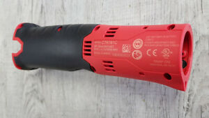 Snap On Replacement Body Kit Only Ctr761c Red Cordless Ratchet 3 8 Drive