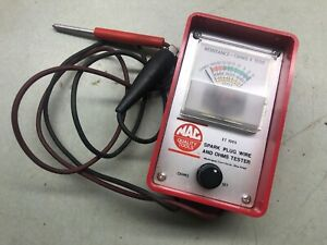Mac Tools Spark Plug Wire Ohms Tester Et1005 Made In Usa