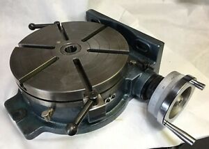 Pristine Yuasa 550 052 12 Horizontal vertical Rotary Table