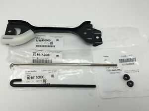Genuine Subaru Battery Tie Down Holder Rods Nuts Clamp Kit 2014 2018 Forester