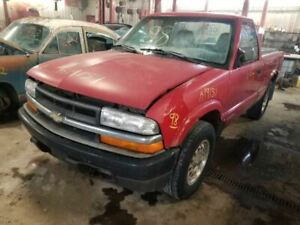 Manual Transmission 4x4 4 3l Fits 98 05 Blazer S10 Jimmy S15 545517