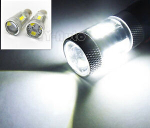 2pcs Samsung 15 Smd 1156 Projector Led For Jeep Rear Turn Signal Light Bulb 7506