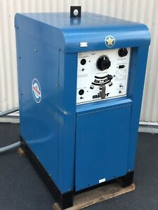 Nice Miller Ac Dc Gas Tungsten Arc Welding Machine 320a bp