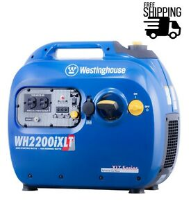 Westinghouse 1 800 2 200 watt Gasoline powered Digital Inverter Generator