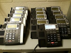 Lot Of 14 Allworx Paetec Phones 5 9212p And 9 9204p With Handset More Read