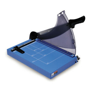 Kw trio 3042 Automatic A3 Paper Clamp Guillotine Cutter 40 Sheets Free Shipping