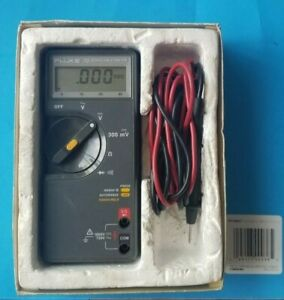 Fluke 70 Series Ii Multimeter Vg Condition Tested And Works U s a same Day