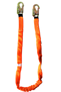 Unitysafe Fall Protection Safety Lanyard 6 Internal Shock Absorbing