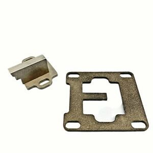 Stainless 12 Fuel Cam Plate And Mount 1994 1998 Dodge P7100 Cummins 5 9l 12v 5