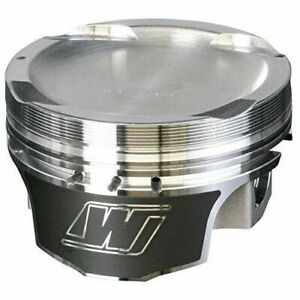Wiseco Ke127m875 Forged Pistons 87 5mm 0 5mm 27cc 8 8 1 For Bmw E46 M3