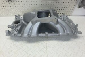 Bbc Chevy Holley Strip Dominator Intake Manifold 396 454 427 Rect Port