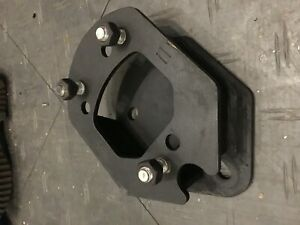 Rough Country 1053 Spare Tire Carrier Spacer Jeep Wrangler Jk Tj Lj Yj 4wd
