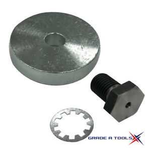 Hydraulic Tower Ram Flange 4 3 4 Kit W Bolt And Washer For Chief Frame Machine