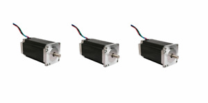 Us Free No Tax 3pcs Nema23 Stepper Motor 4 2a 435oz in 112mm 23hs9442 Cnc Kit