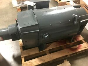 Ge General Electric 150hp Dc Motor 500v 1750 2000rpm Cd409at Frame