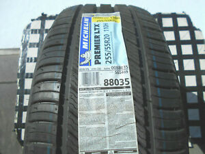 1 Never Used Tire 255 55 20 Michelin Premier Ltx All Season 255 55r20 Xl 110h