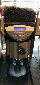 Nuovo Simonelli Mythos Grinder Excellent Low Volume Used Auto Dose Manual Tem