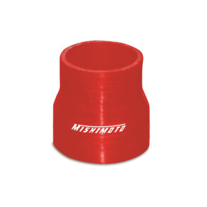 Mishimoto 2 25 To 2 5 Silicone Transition Coupler Red