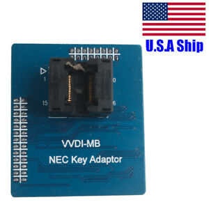 Usa Ship Xhorse Vvdi Mb Nec K e y Adaptor