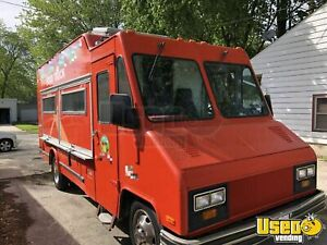 Gmc P3500 Used Mobile Kitchen Food Truck For Sale In Illinois