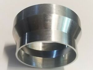 Mild Steel Reducer 2 5 Od To 3 Od Stepped Transition High Durability