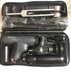 Welch Allyn Ophthalmoscope And Otoscope 97800 ms Panoptic Diagnostic Set Kit