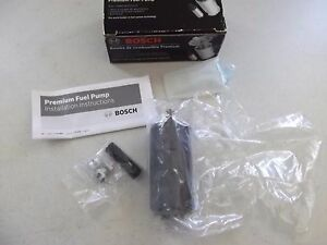 Bosch 69658 Genuine Oe made In Japan Electric Fuel Pump W strainer 23221 42130