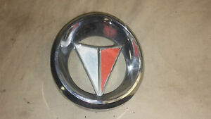 Original 1964 Plymouth Valiant Grille Emblem Ornament Grill 2417952