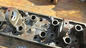 Nos 1977 1978 Ford Mustang Ii Pinto 2300cc 2 3l Cylinder Head D7ee cb New Old St