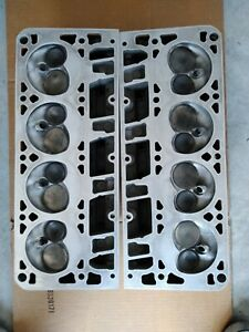 Chevy Ls1 Aluminum Cylinder Heads Casting Number 853