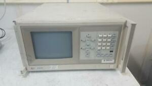 Eh Sperry Wavetek Spg2000 Pulse Generator Datron As Is For Parts