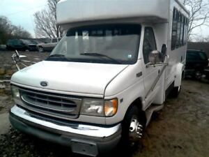Rear Bumper Without Step Bumper Painted Fits 94 14 Ford E150 Van 79371