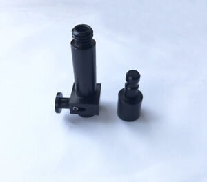 Quick Release Adapter Kit For Prism Pole Gps Surveying Seco topcon trimble leica