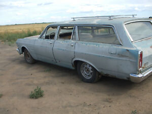 Oem 1967 Ford Falcon Fairlane Wagon Gas Door