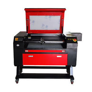 27 1 2 x20 80w Co2 Laser Engraver And Cutter Machines