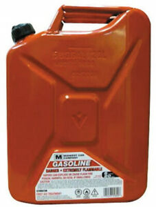 Durable 5 Gallon Jerry Gas Can With Adjustable Spout