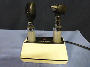 Welch Allyn 71110 Ophthalmoscope Set With Charger