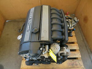 Bmw Z3 M Roadster E36 1079 S52 Inline 6 3 2l Engine Assembly 58k Miles