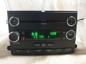 08 09 Mercury Mountaineer Ford Explorer Radio Cd Mp3 8l2t 18c869 Af Bf640