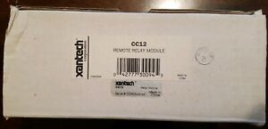 new Xantech Cc12 5 Amp 30vdc Remote Ir Code Relay Infrared Control Switch