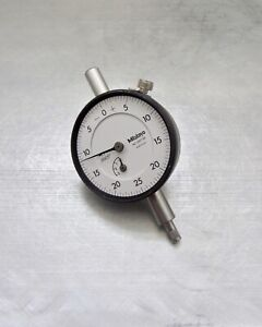 Calibrated Mitutoyo 2507 Shockproof Dial Indicator 0005 150 Agd2 Perfect 100