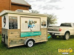 2002 6 X 10 Used Shaved Ice Concession Trailer For Sale In Florida
