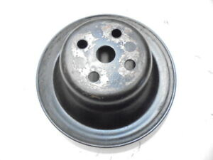 1965 1970 Mustang 6 Cylinder 200 Water Pump Pulley Single Groove