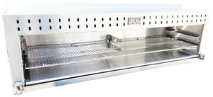 New 60 Commercial Cheese Melter By Ideal Cooking Products Made In Usa Etl Lis