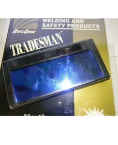 Arcone Tradesman Auto darkening Welding Filter Shade 10 2 X 4 T240 10