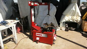 Coats 5065ax Rim Clamp Tire Changer See Video Machine Working