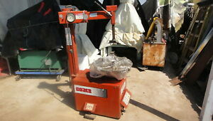 Coats Rc 15a Rim Clamp Tire Changer See Video