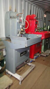 Sunnen Lbb1699 Precision Honing Machine With 15 Mandrels Cabinet Excellent Shape